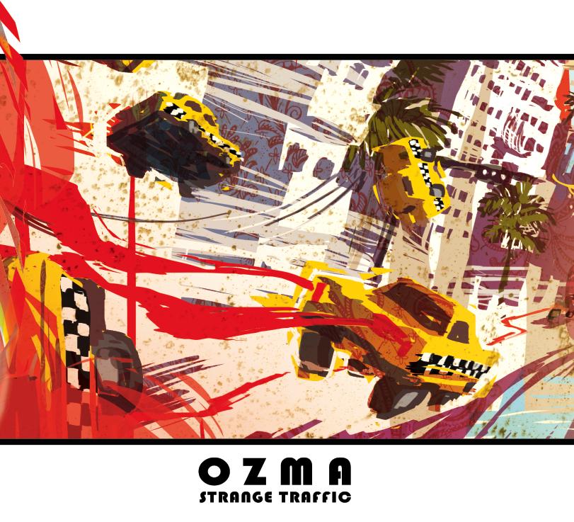 Album Strange Traffic by OZMA