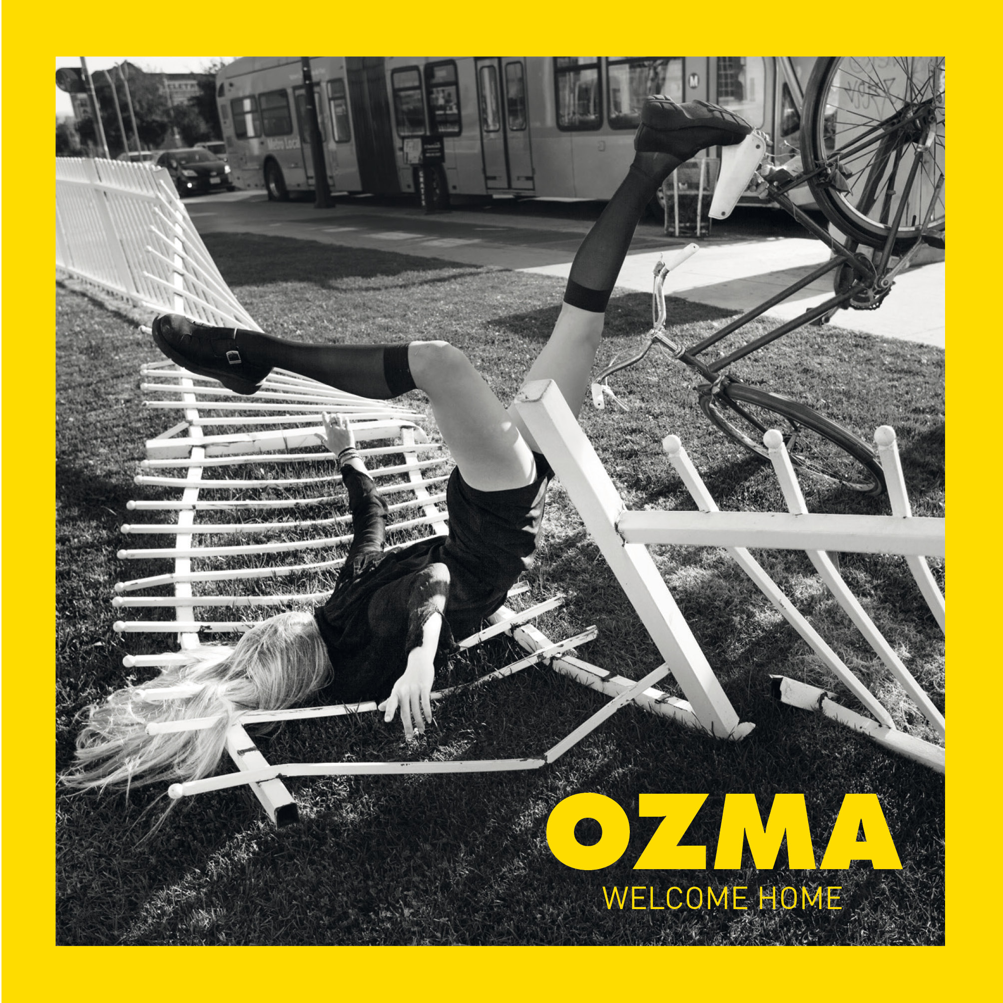 Album Welcome Home by OZMA